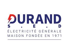 Entreprise DURAND S.E.D, société d'électricité à Villemomble